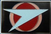 Blake's 7 Federation badge